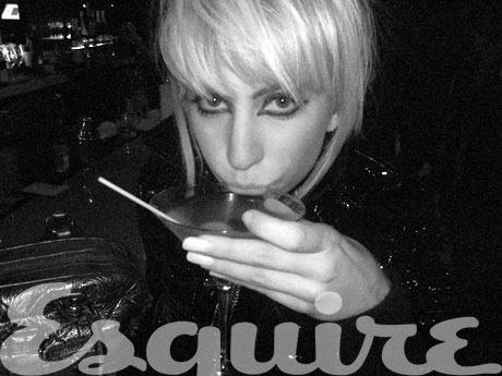 lady gaga before. Exclusive Pictures:Lady Gaga